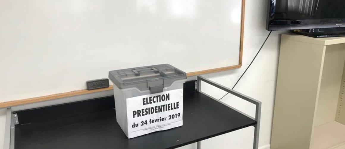 DNT News: Senegalese Diaspora Votes in Senegalese Presidential Elections