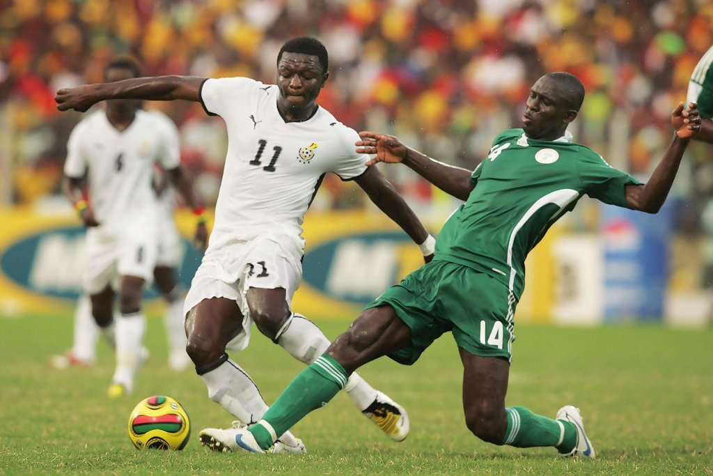 Ghana-Nigeria
