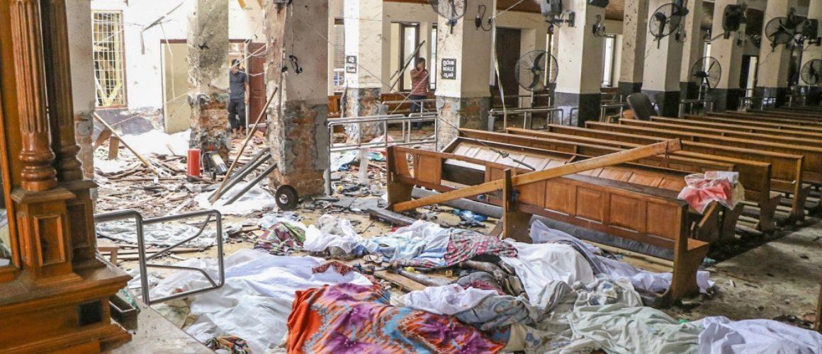 Sri Lanka bomb