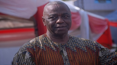 Former National Security Advisor, Alhaji Baba Kamara