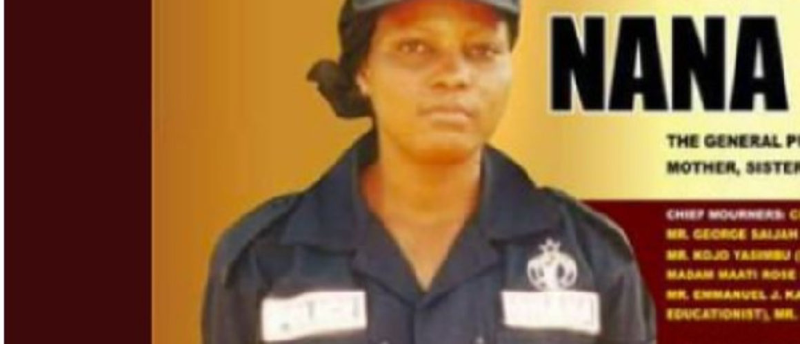 late police woman