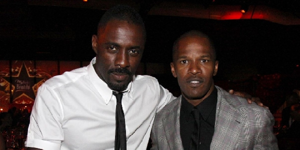 Idris Elba and Jamie Foxx