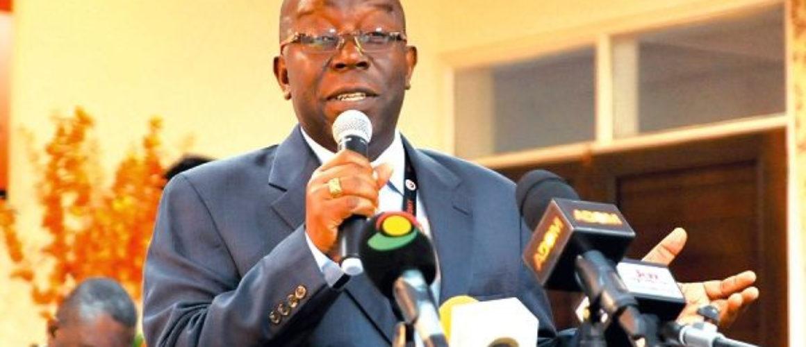 John Ofori-Tenkorang, the Director-General of SSNIT