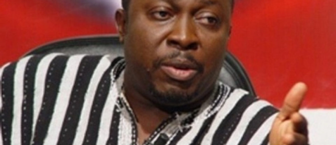 Legal team member of NDC, Baba Jamal
