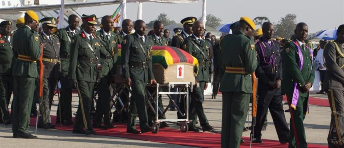 Mugabe to be buried next week
