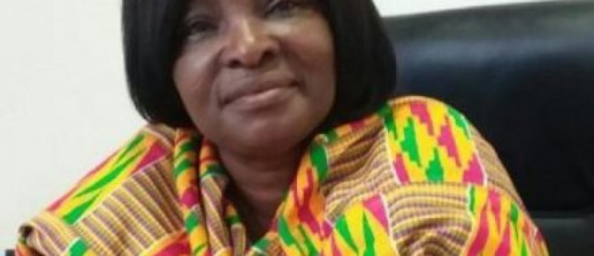 National Coordinator of the 1-District 1-Factory Policy, Gifty Ohene-Konadu
