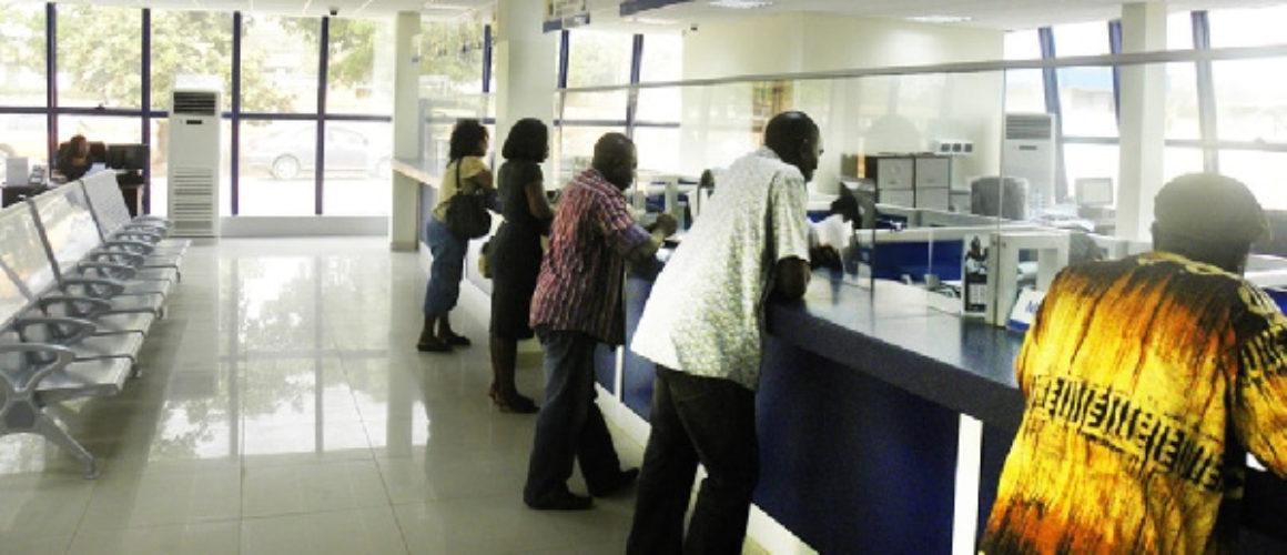 banking in ghana