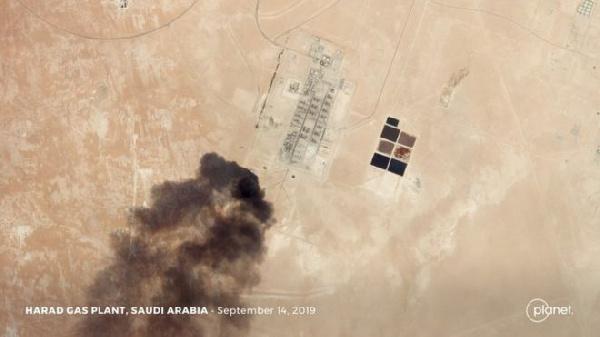 saudi oil attacked