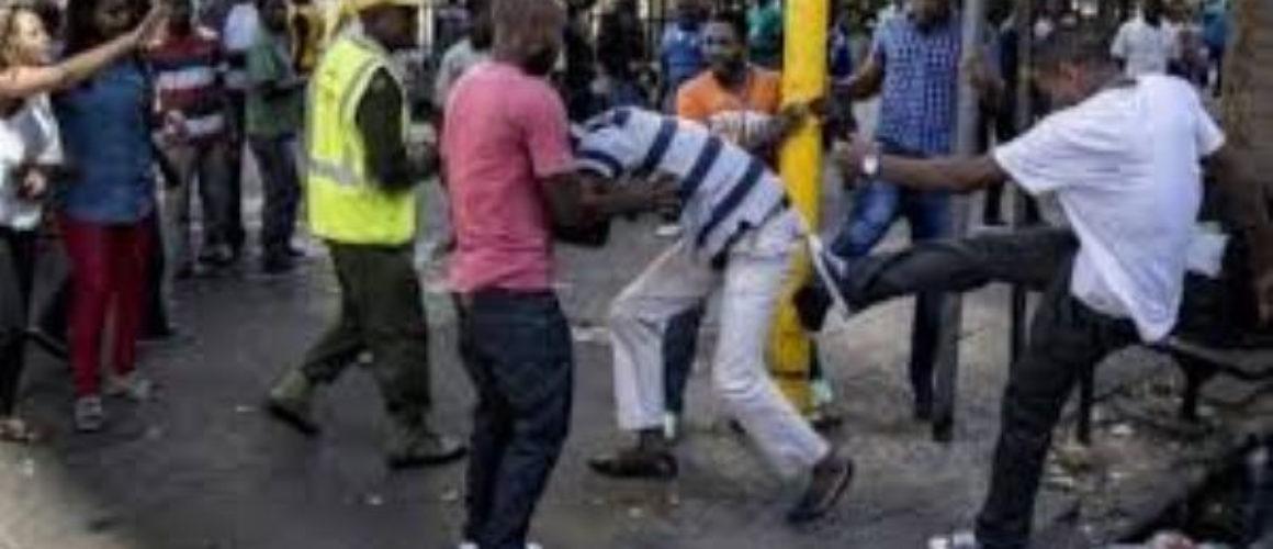 xenophobic attacks in SA