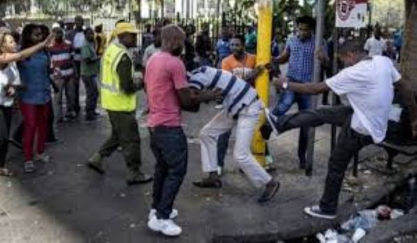xenophobic attacks in SA