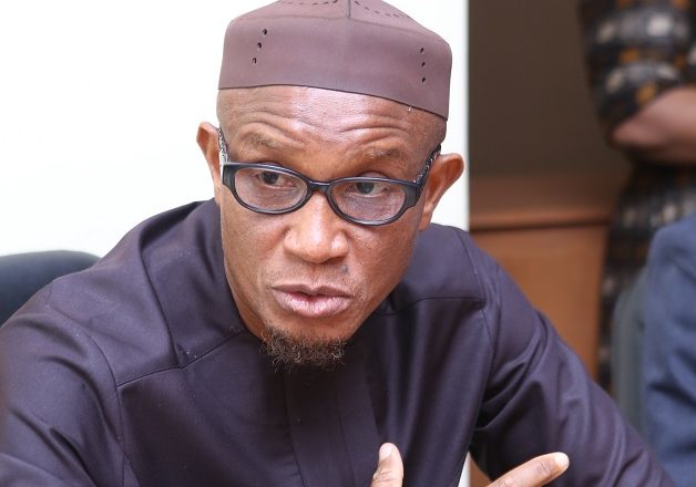 Dr Mustapha Hamid, Minister for Inner-City and Zongo Development
