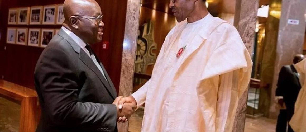 Akuffo Addo, Buhari