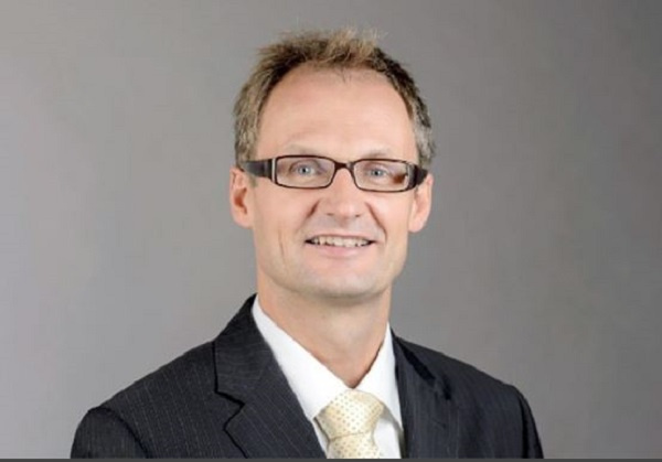 Philipp Stalder, Ambassador of Switzerland to Ghana,