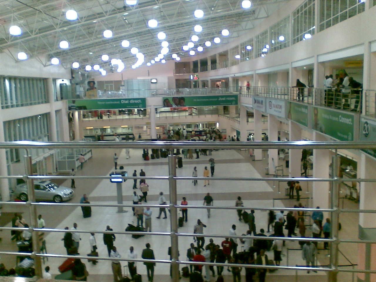 Murtala-Muhammed-International-Airport