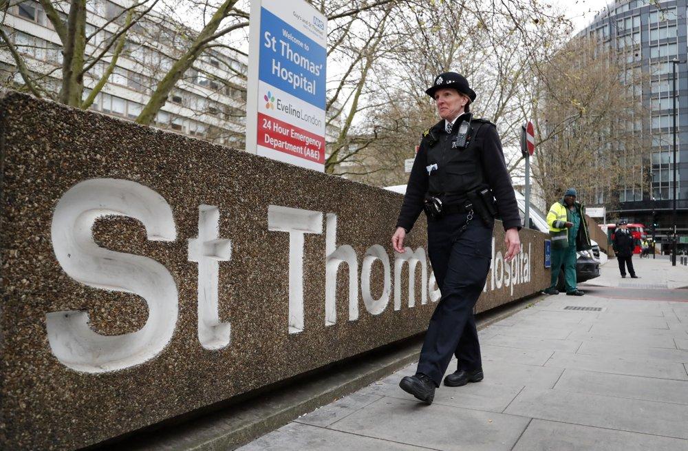UK St Thomas Hospital